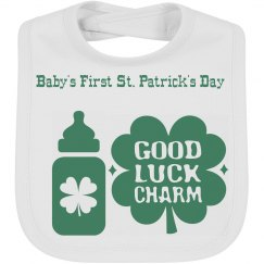 First St. Patrick's Day
