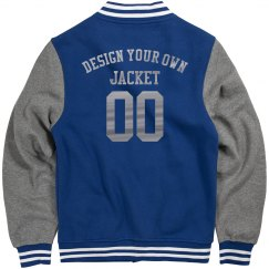 Design Your Own Custom Metallic Jacket