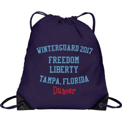 Winterguard 2017 Freedom Liberty Tampa (Dancer)