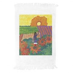 Garden Lover's Towel