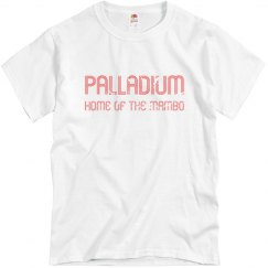 Men's Palladium Tee Gray