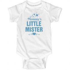 Mommy's little Mister