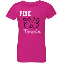 Pink Tourmaline shirt