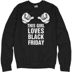 Black Friday Girl