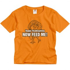 Feed Me Now Thanksgiving