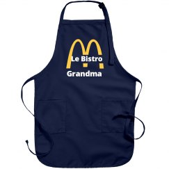 Le Bistro grandma