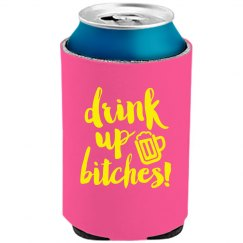 DUB coozie - pink
