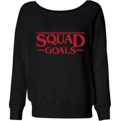 1983 Squad Goals