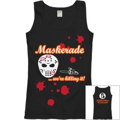 Maskerade Showcase Halloween 2020 - Tank 1