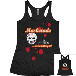 Maskerade Showcase Halloween 2020 - Tank 2