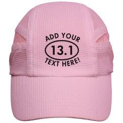 13.1 Half Marathon Hat