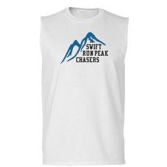 SRPC T-Sleeveless Blue Peak