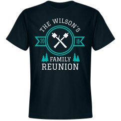 Custom Family Reunion Event