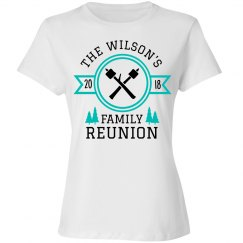 Women's Custom Family Reunion Event