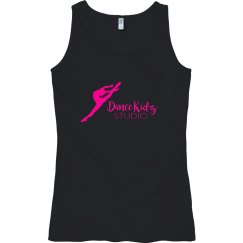 """Thursday Uniform"" Junior /teen Dance Kidz studio tank"
