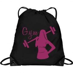 Gym Pink Weight Lifting