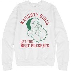 Naughty Girls Christmas