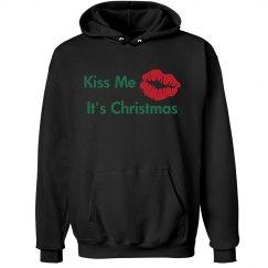 Kiss Me Christmas