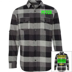 TheOutboundLiving Peter Plaid shirt