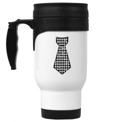 tie on a cup