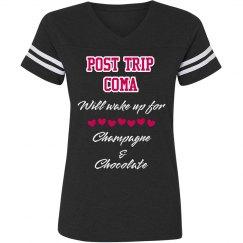 Post Trip Coma...Valentines Day