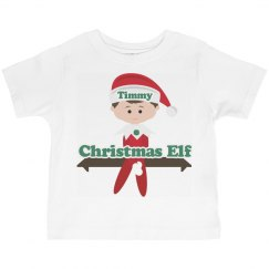 Elf personalized Tee