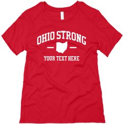 OHIO STRONG STATE PRIDE SOLIDARITY
