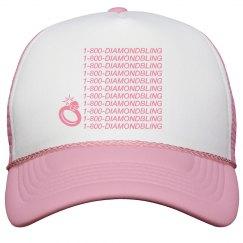 Pink Diamond Bling