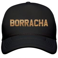 Metallic Borracha Cinco De Mayo Hat
