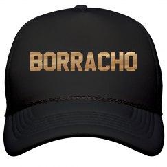 Metallic Borracho Cinco De Mayo Hat