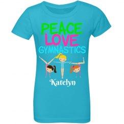Peace Love Gymnastics