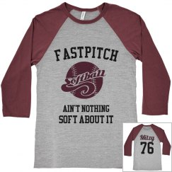 Fastpitch Isn't Soft!