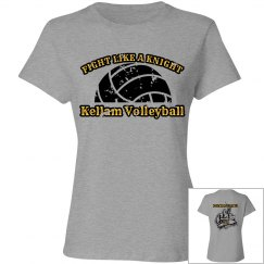 Women's 2019 varsity volleyball t