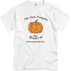 Halloween Autism