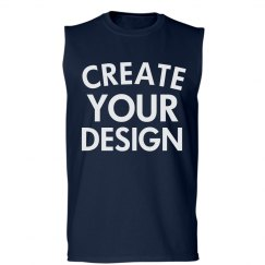 Design a Custom Sleeveless Tee