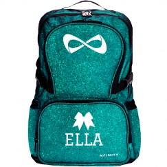 Custom Name Sparkle NFinity Backpack