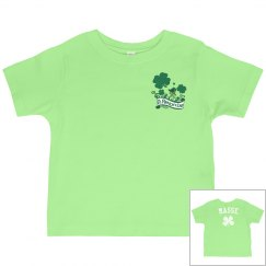 St. Patrick's Day- Toddler