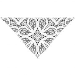Boho Mandala Gypsy Pattern