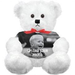 Custom Photo All Over Print Plush