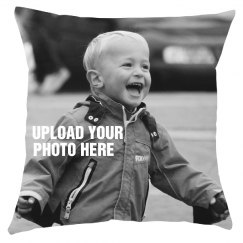Upload Photo All Over Print Pillow