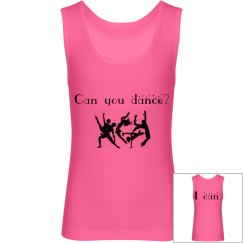 Can You Dance Youth Tank Top
