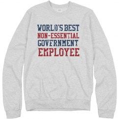 Non-Essential Employee