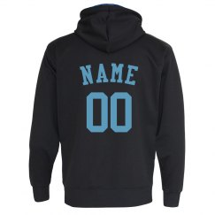 Customizable Name and Number