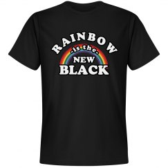 Rainbow Is The New Black