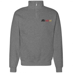 Minster German Flag 3/4 zip