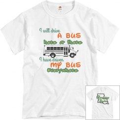 Bus t- shirt