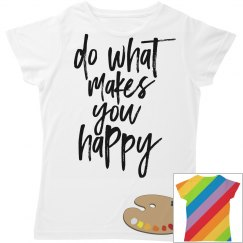 Positive Quote Tee