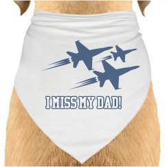Air Force Dog Bandana