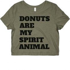 Donut Spirit Animal
