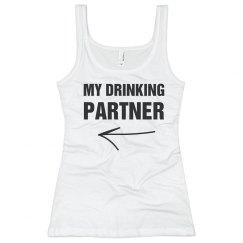 My Drinking Partner Left